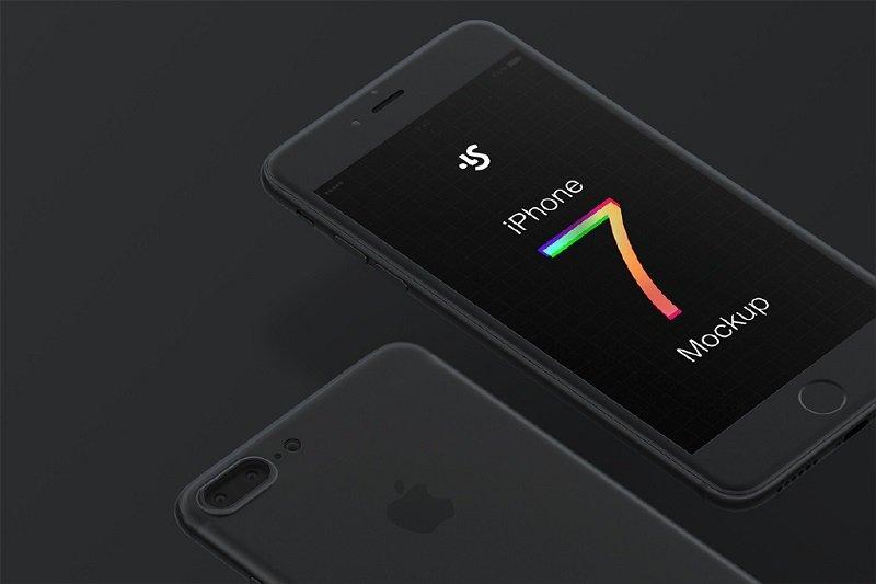 安徽毅耘科技有限公司,安徽app开发,合肥APP开发,多种配色&视图!10款免费的高质量的IPHONE 7展示模版打包下载
