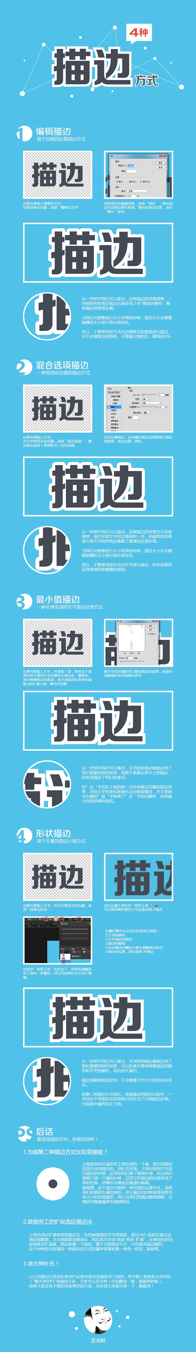 安徽毅耘科技有限公司,安徽app开发,合肥APP开发,PS中4种描边体例